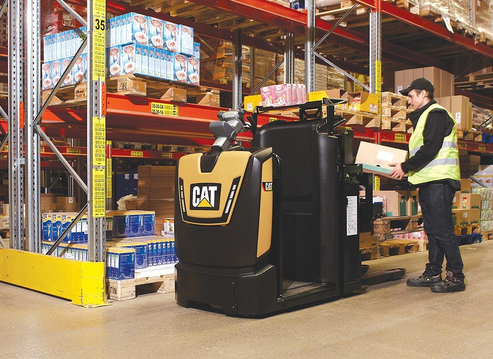 Carrello commissionatore CAT NO10-20NE