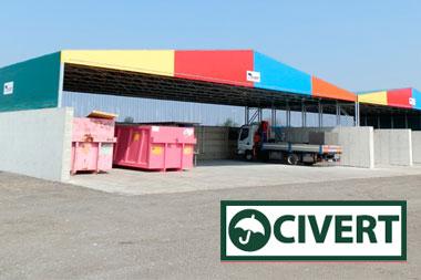 Civert capannoni e tunnel industriali