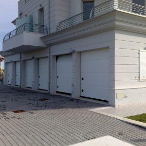 Portone residenziale a scorrimento Orus
