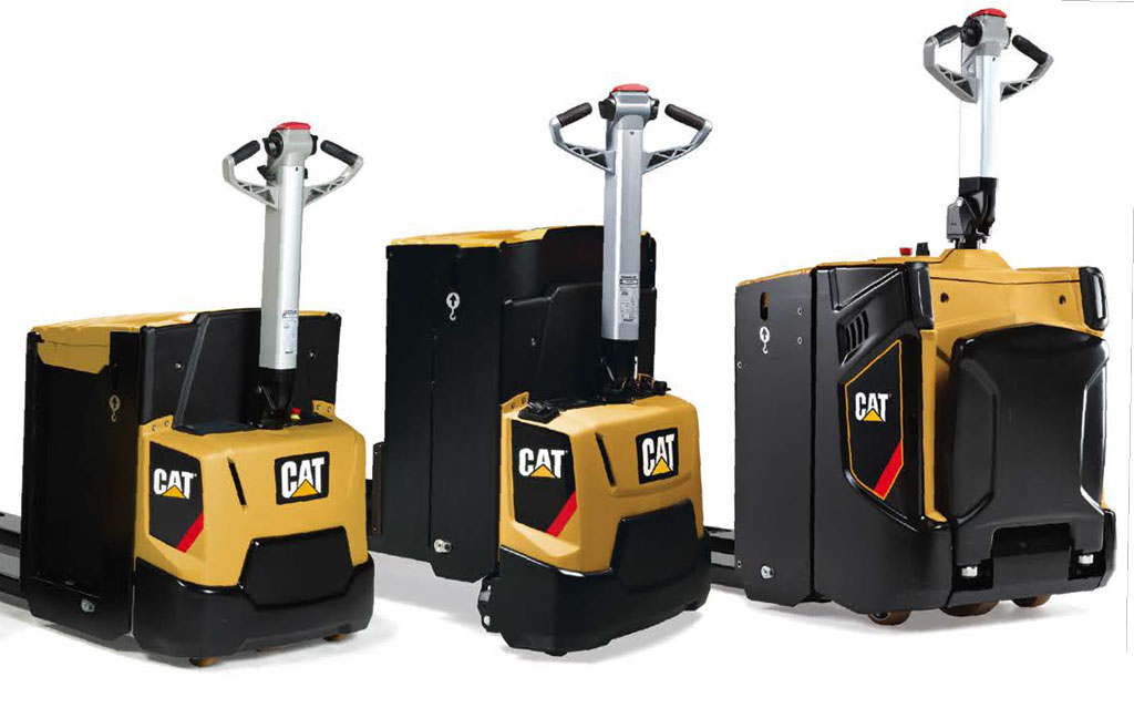 Carrelli Transpallet CAT